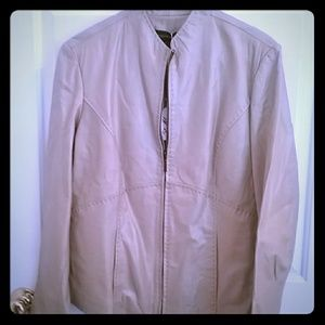 Genuine Leather jacket # 30G